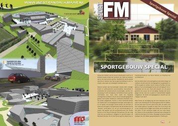 Sportgebouw Special