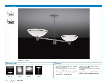 Catalog Page   OCL Architectural Lighting