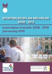 Ga naar het rapport van Mechelen.