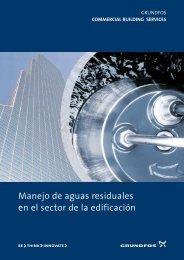 Manejo de aguas residuales en el sector de la edificación - Grundfos