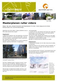 NYHEDSBREV - Masterplan Syd