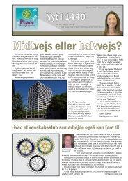 vejs eller vejs? - Rotary Danmark