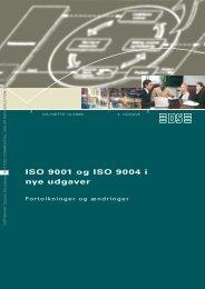 ISO 9001 og ISO 9004 i nye udgaver