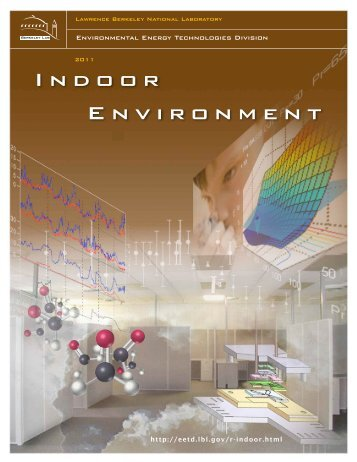 Indoor Environment Department - Environmental Energy ...