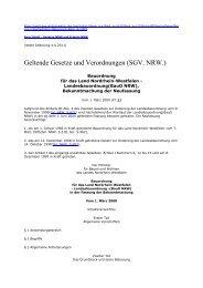 Nordrhein-Westfalen - Bundesverband Wintergarten eV