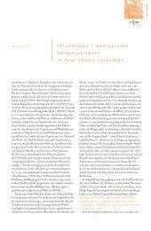 Kluftrose« – Geologische Sprachschichten in Paul Celans Gedichten