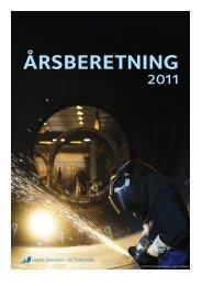Årsberetning 2011 - Varde Erhvervs- og Turistråd