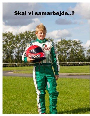 Bliv sponsor hjemmeside - RisagerRacing, Patrick Schouborg ...