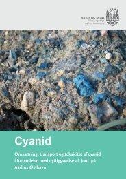 Cyanid - Aarhus.dk