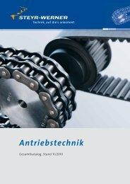 Antriebstechnik - Steyr-Werner