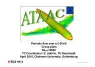 10600 - Turbulence Mechanics/CFD Group
