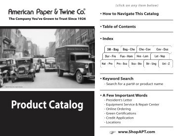 Full Catalog - Myers Supply & Chemical