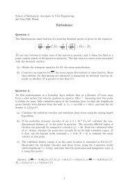 Turbulence Mechanics/CFD Group