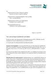 2010 Notat om fangst af pukkelhvaler og hvalsafari - Grønlands ...