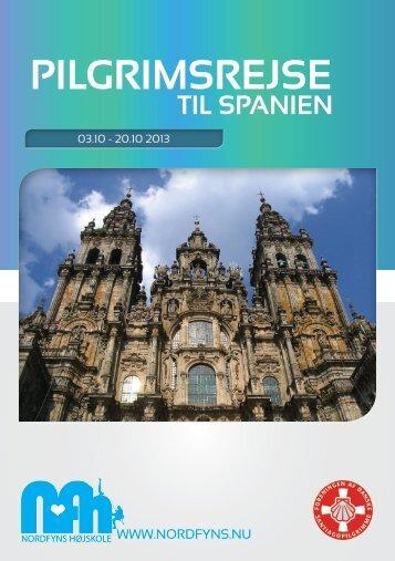 PILGRIMSREJSE - Foreningen af Danske Santiagopilgrimme