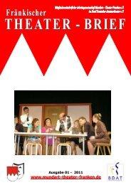 Mai 2011 Theater-Brief 1