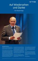 Josef Haag - Volksbank Landeck