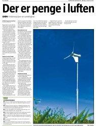 Der er penge i luften, Nordjyske - Energi Nord