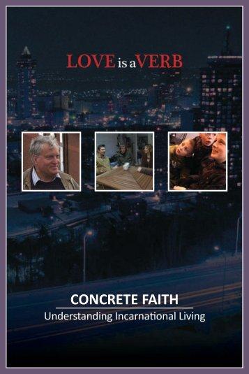 CONCRETE FAITH