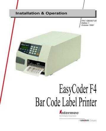 Intermec EasyLAN 100i Descargar Controlador