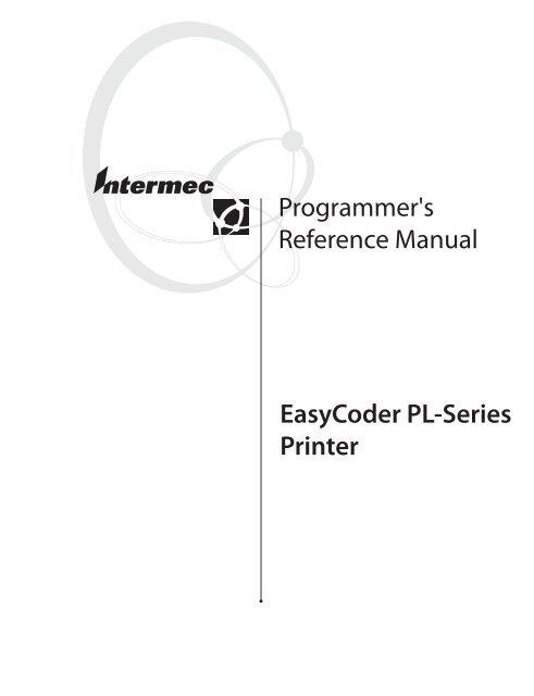 Intermec EasyCoder PL4 Treiber Windows XP