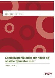 HUK helse og sosial.pdf - Negotia