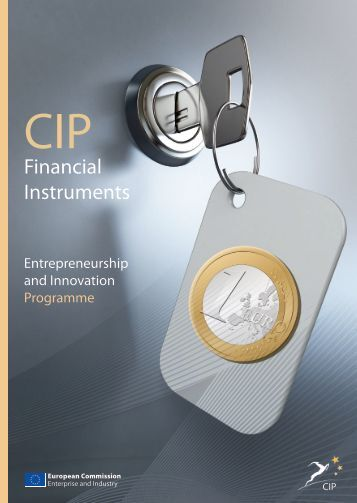 CIP Financial Instruments - European Commission - Europa