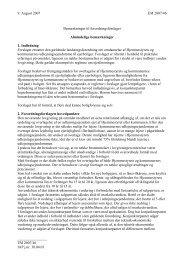 Almindelige samt enkelte bemærkninger - Inatsisartut