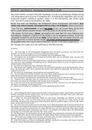 Jesu Passion 6 – Kreuzigung und Tod - Anskar Kirche Deutschland