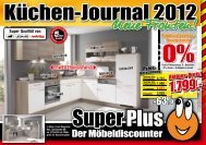 Küchen-Journal 2012