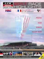 2011 RACE - Mototribu