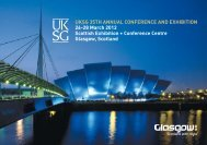 Postcard - Glasgow Scotland with Style