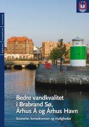 Bedre vandkvalitet i Brabrand Sø, Århus Å og Århus Havn - Aarhus.dk