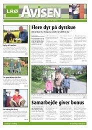 Flere dyr på dyrskue Samarbejde giver bonus - LRØ
