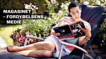 MAGASINET – FORDYBELSENS MEDIE - Post Danmark