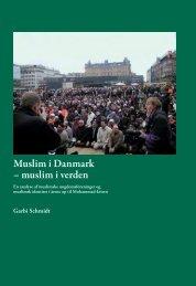 Muslim i Danmark – muslim i verden - SFI