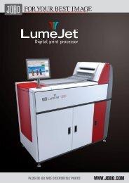Digital print processor - Jobo