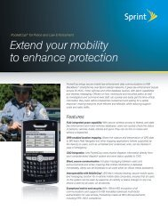 Extend your mobility to enhance protection