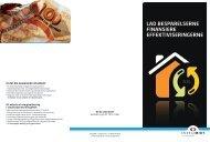 Lad bespareLserne finansiere effektiviseringerne - EnergiMidt
