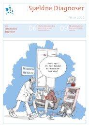Nr. 1 - Sjældne Diagnoser