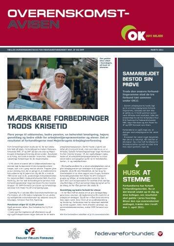 OK-Avisen - Danske Mejeristers Fagforening