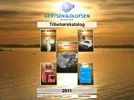 2011 Tilbehørskatalog - Gertsen & Olufsen