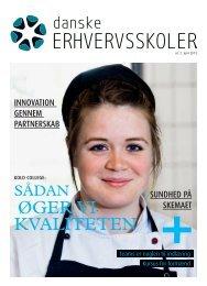 ØGER VI KVALITETEN - Danske Erhvervsskoler