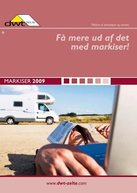 Markiser 2009 - dwt-Zelte