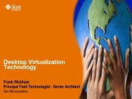 Desktop Virtualization Technology