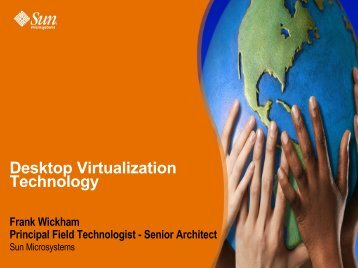 Desktop Virtualization Technology