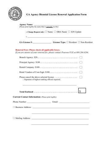 Nurse Aide Registry Renewal Form - Pearson VUE