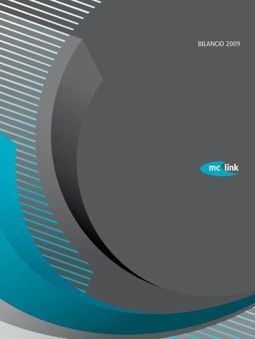 bilancio 2009 - MC-link