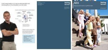 Få ditt anlegg installert av en autorisert ARX-forhandler ... - coBuilder