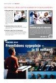 Sygeplejersken 2010 Nr. 11 - Dansk Sygeplejeråd - Page 2